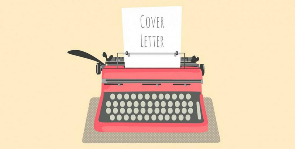 Cover Letter Header